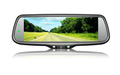 7.2 inch LCD Screen rearview mirror With Backup Camera,MK-072LA