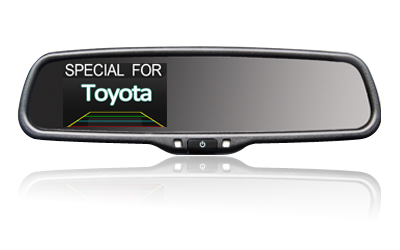 3.5 inch rearview mirror monitor Special For Toyota,AK-035LA01
